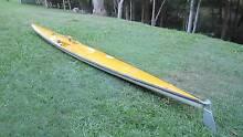 Surf Ski ,Original, 5.8Metre FibreGlass,Lightweight Brookfield Brisbane North West Preview