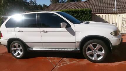 2006 BMW X5 3.0D Sports Automatic Wagon