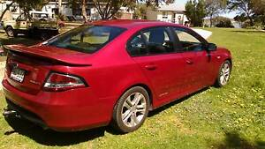 2010 XR6 Falcon FG (107K Only) Tow bar + Comprehensive log book Clayton Bay Alexandrina Area Preview