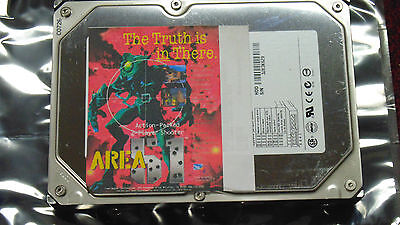Area 51 Replacement Hard Drive For Arcade Game Tested Working