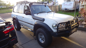 80 Series Toyota Landcruiser Cardiff Lake Macquarie Area Preview