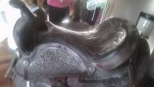 Horse saddle Western Clyde Casey Area Preview