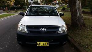 2008 Toyota Hilux Ute Concord West Canada Bay Area Preview