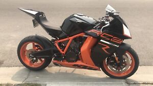 2012 KTM RC8R 1190 for Trade