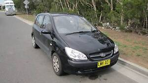2011 Hyundai Getz Hatchback Casula Liverpool Area Preview
