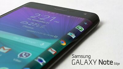 "New in *Sealed Box* Samsung Galaxy Note Edge N915T T-Mobile 32GB 5.6"" Smartphone"