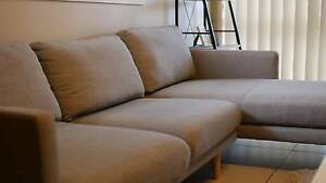 Modular 2.5 Seat Left Hand Chaise Sofa Green Valley Liverpool Area Preview