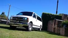 Chevy V8 Auto Express Van 12 Seater Moss Vale Bowral Area Preview