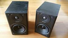 SONY 2-way (Woofer+Tweeter) Bookshelf Speakers (a pair), Lik...