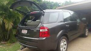 2006 Ford Territory Wagon Victoria Point Redland Area Preview