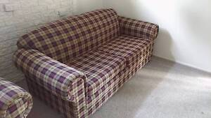 Two Couches (Sofa)  for Sale. 2 by 2 Seater Engadine Sutherland Area Preview