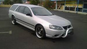 MY2010 FORD BF MKIII WAGON LPG Montrose Glenorchy Area Preview