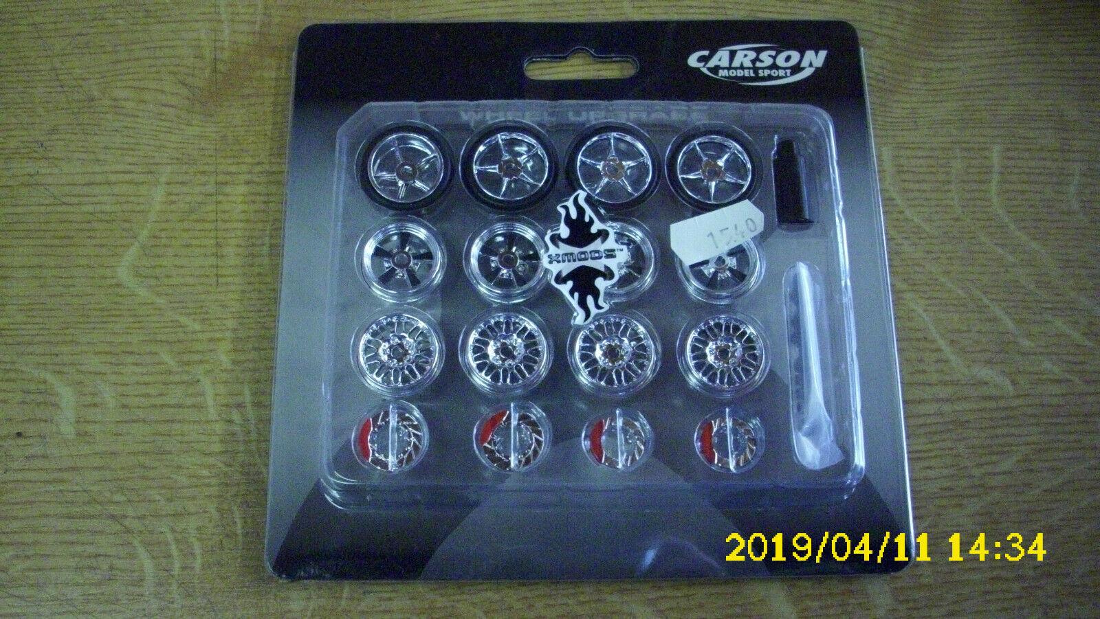 Stahl 1Armig Carson 500907162-1:14 Reserveradhalter Neu