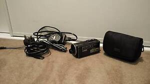 Sony HDR-CX150 16GB HD Handycam Camcorder (Black) Bentleigh Glen Eira Area Preview