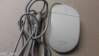 2 Button Ps2 Mouse - Vintage IBM 2 Button PS/2 Mouse Model 13H6690
