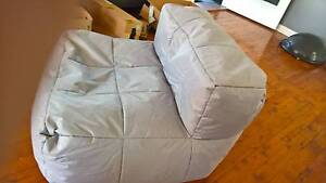 Designer Furniture - 2 Premium Armchairs/Beanbags - Immaculate Narraweena Manly Area Preview