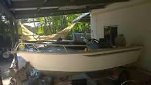 boat &trailler 8 months rego Wanguri Darwin City Preview