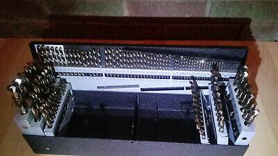 Precision Twist C115combcset 115-piece Cobalt Drill Set