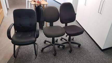 Office Chairs x3 - $30 Each