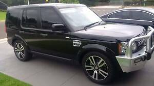 2012 Land Rover Discovery 4 SDV6 SE 7-Seat 3.0 Diesel AWD Low kms Pitt Town Hawkesbury Area Preview