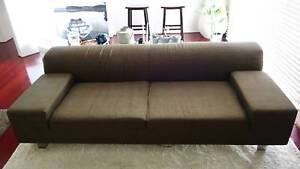 Comfortable And Modern 2 Seater Lounge Couch Sofa