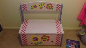 Toy box / seat Ipswich Ipswich City Preview