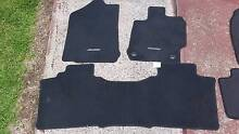 GENUINE Toyota CAMRY & ATARA FULL SET OF FLOOR MATS Rooty Hill Blacktown Area Preview