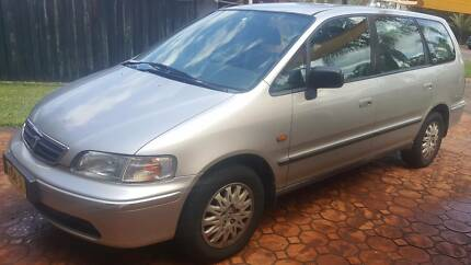 1998 HONDA ODYESSY, REGO, MECHANICALLY A1