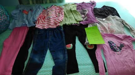 Girls Size 3 Autumn Clothes #1