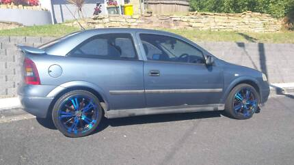 2001 holden astra Warrane Clarence Area Preview