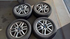 Ford Focus Mk1 Wheels* Gulfview Heights Salisbury Area Preview