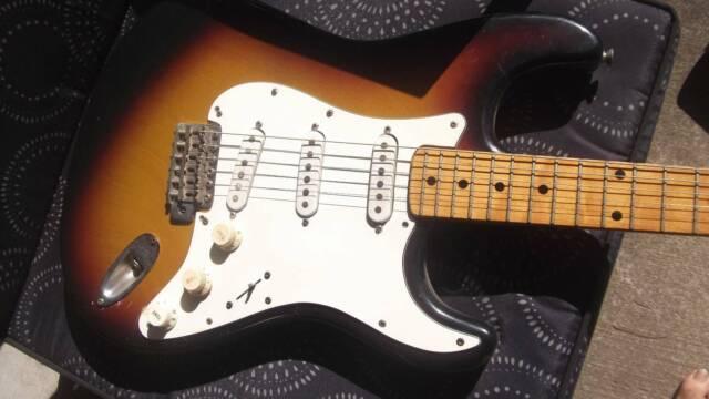 vintage guitar emperador 1970 39 s rare find guitars amps gumtree australia brisbane north. Black Bedroom Furniture Sets. Home Design Ideas