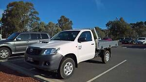 2013 Toyota Hilux Ute - very low kms Belconnen Belconnen Area Preview