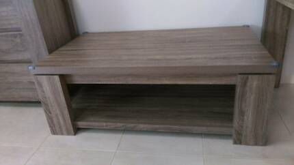 Majesty coffee table & square dinning table (used for 9months) Ashgrove Brisbane North West Preview