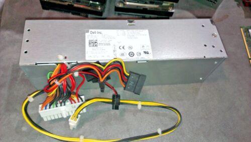 DELL OPTIPLEX SFF  390 790 3010 7010 9010  240W POWER SUPPLY 2TXYM RV1C4 3WN11