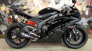 2012 Yamaha R6. Mint condition. Only $199 per month.