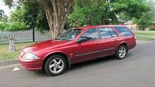 DUAL FUEL FORD FALCON WAGON 2000 Ringwood East Maroondah Area Preview