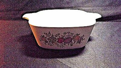 """CORNING WARE SPICE OF LIFE STORAGE DISH P-43-B  - 2 3/4 CUP SIZE 5 1/4"""" ACROSS"""