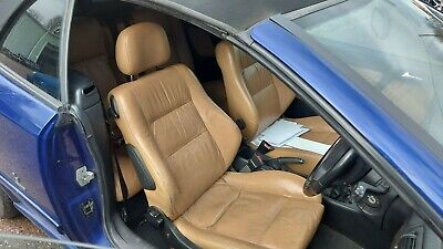 Astra Mk4 G Convertible Heated Leather Seats Interior From An Edition 100 #2