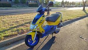 Kymco Super 9 AC 2007 Northgate Port Adelaide Area Preview