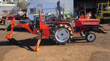 Backhoe for small tractors 14-25hp Balliang East Moorabool Area Preview