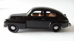 SOMERVILLE-1-43-VOLVO-444-BLACK-VERY-RARE