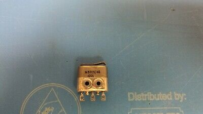 Honeywell Mil-spec Toggle Switch M880546-001 New