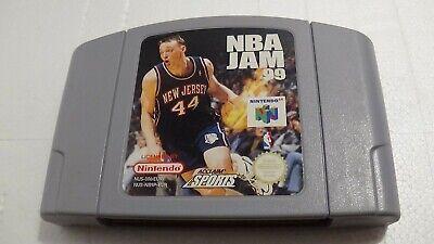 NBA Jam 99 - Nintendo 64 N64