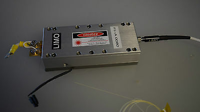 Limo 25-f100-dl975 High Power Fiber Coupled Laser Diode 975nm 25w 100 M Core
