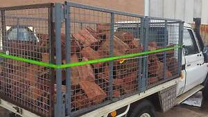 QUALITY DRY SPLIT JARRAH FIRE WOOD DELIVERED TO ALL AREAS Perth Perth City Area Preview