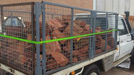 QUALITY DRY SPLIT JARRAH FIRE WOOD DELIVERED TO ALL AREAS