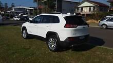 "2014 Jeep Cherokee ""Limited"" Wagon Miranda Sutherland Area Preview"