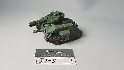 Warhammer 40k Astra Militarum Leman Russ Painted JJ-5