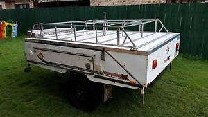 1996 Cub KampaRoo SK - Great first hard floor camper Forest Lake Brisbane South West Preview